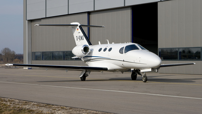D-IEMG - Cessna 510 Citation Mustang - Private