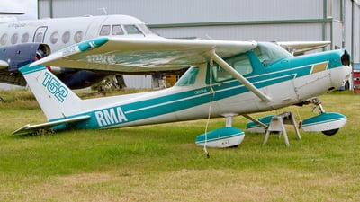 ZK-RMA - Cessna 152 - Nelson Aviation College