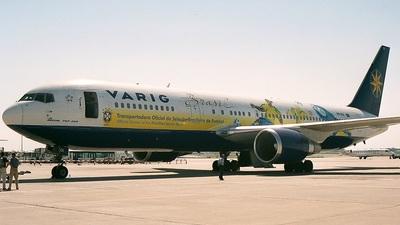 PP-VOI - Boeing 767-341(ER) - Varig