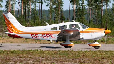 SE-GPE - Piper PA-28-181 Archer II - Älvdalens Flygklubb