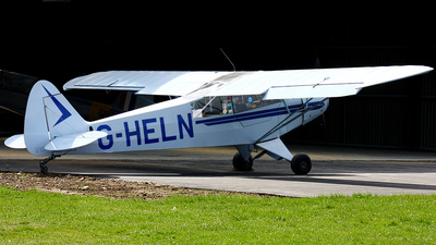 G-HELN - Piper PA-18-95 Super Cub - Private