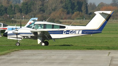 G-GDMW - Beechcraft 76 Duchess - Private