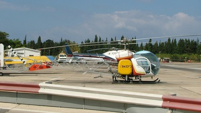 4X-BBH - Bell 47G - Private