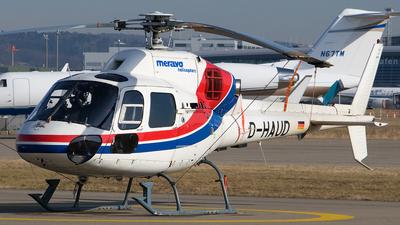 D-HAUD - Ecureuil AS355N - Meravo Helicopters