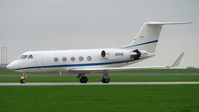 N15HE - Gulfstream G-III - Private