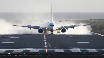 EC-HJP - Boeing 737-85P - Air Europa