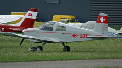 HB-UBT - Grumman American AA-1A Trainer - Private