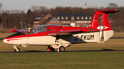 D-EKUM - Rhein-Flugzeugbau Fantrainer 600 - Private