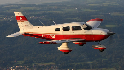 HB-PNB - Piper PA-28-181 Archer III - Private
