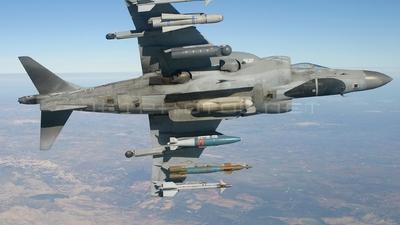 MM7217 - McDonnell Douglas AV-8B+ Harrier II - Italy - Navy