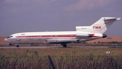 A picture of N894TW - IAI 1124 Westwind - [354] - © Polaneczky Bob