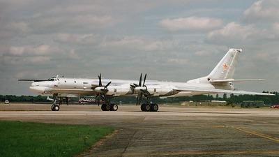 34108 - Tupolev Tu-95 Bear - Russia - Air Force
