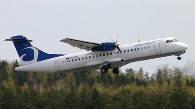 OH-KRE - ATR 72-201 - Aero Airlines