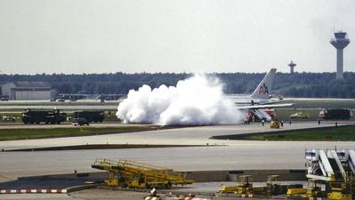 N332AA - Boeing 767-223(ER) - American Airlines