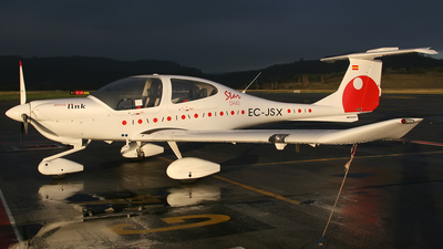 EC-JSX - Diamond DA-40 Diamond Star - Aerolink Air Services