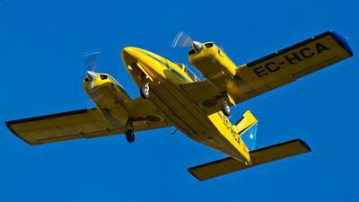 A picture of ECHCA - Piper PA34200 Seneca - [347250191] - © Espinosa