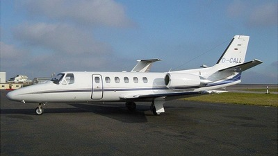 D-CALL - Cessna 550B Citation Bravo - ACH Hamburg