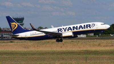EI-DHR - Boeing 737-8AS - Ryanair
