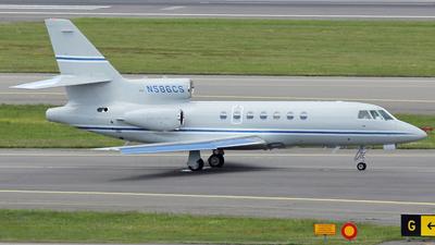 N586CS - Dassault Falcon 50EX - Valkyrie Aviation