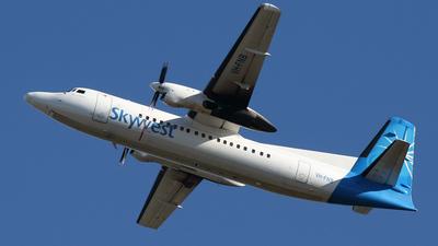 VH-FNB - Fokker 50 - SkyWest Airlines