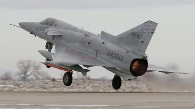 N406AX - IAI Kfir C2 - Private