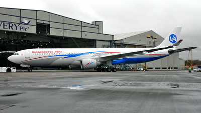 EI-DUB - Airbus A330-301 - Vladivostok Air