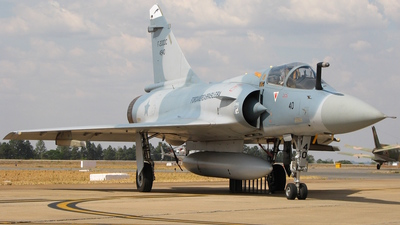 FAB4940 - Dassault Mirage 2000C - Brazil - Air Force