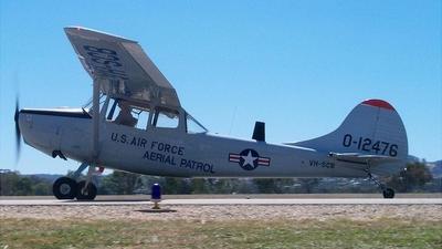 A picture of VHSCB - Cessna 305 Bird Dog - [22918] - © ADG