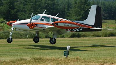 N711CF - Cessna 310 - Private