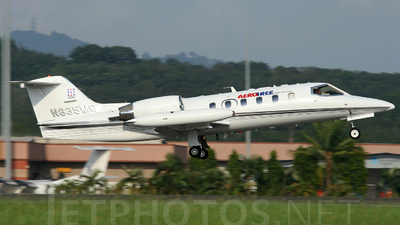 N835MC - Bombardier Learjet 35A - Aerotree Flight Sevices