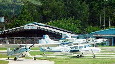 WAJJ - Airport - Ramp