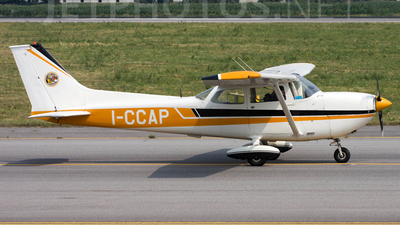 A picture of ICCAP - Cessna FR172J - [0438] - © Roberto Bianchi