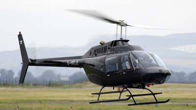 A picture of GHELE - Bell 206B JetRanger III - [3789] - © Wallace Shackleton
