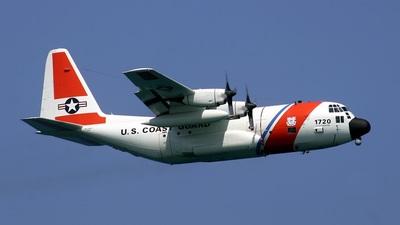 1720 - Lockheed C-130H Hercules - United States - US Coast Guard (USCG)