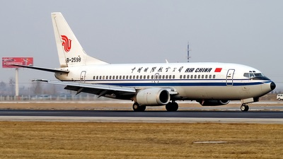 B-2598 - Boeing 737-3J6 - Air China