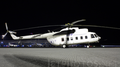 LZ-CAM - Mil Mi-8T Hip - United Nations (UN)