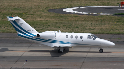 JA525J - Cessna 525 CitationJet 1 - Private