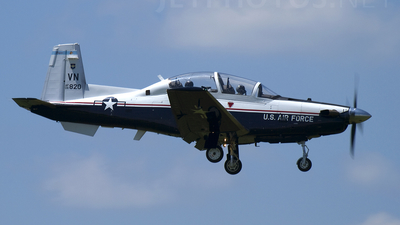 06-3820 - Raytheon T-6A Texan II - United States - US Air Force (USAF)