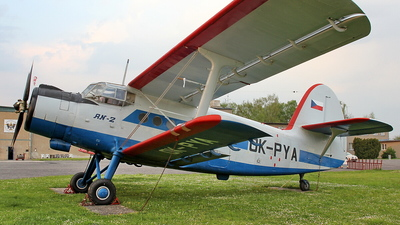OK-PYA - Antonov An-2 - Aero Club - Czech Republic