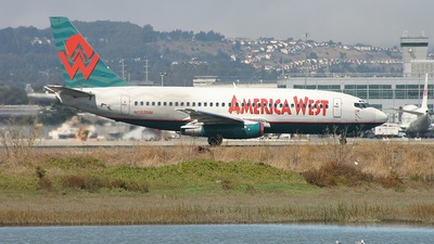 N187AW - Boeing 737-277(Adv) - America West Airlines
