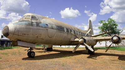 PP-SRO - Vickers Viscount 701 - VASP