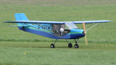 A picture of GBZEW - Rans S6ES Coyote II - [PFA 20413450] - © Paul Chandler