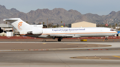 N308AS - Boeing 727-227(Adv)(F) - Capital Cargo International Airlines