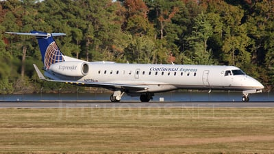 N11176 - Embraer ERJ-145XR - Continental Express (ExpressJet Airlines)