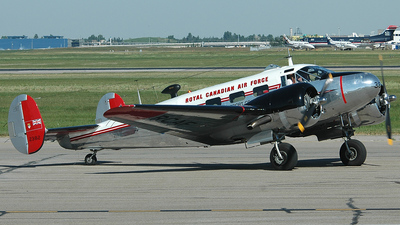 C-GSWS - Beech CT-128 Expeditor Mk.3NM - Private