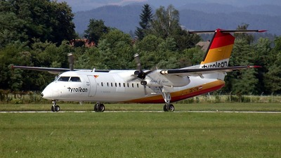 OE-LTM - Bombardier Dash 8-311 - Tyrolean Airways
