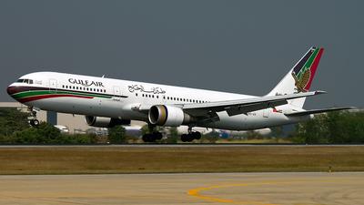 A4O-GK - Boeing 767-3P6(ER) - Gulf Air