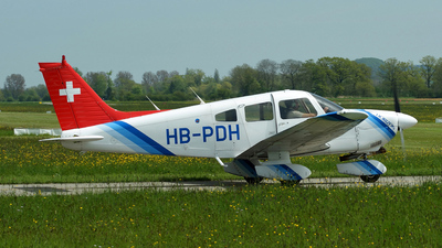 HB-PDH - Piper PA-28-181 Archer II - Horizon Swiss Flight Academy