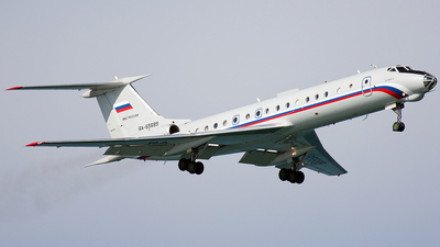 RA-65689 - Tupolev Tu-134A-3 - Russia - Air Force