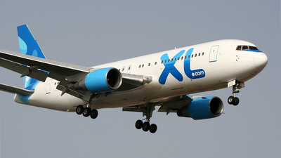 G-BNYS - Boeing 767-204(ER) - XL Airways